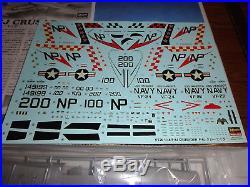 1/48 Cutting Edge F-8a/b/c/d/h/k/l + Cockpit + Brakes + Intakes + Hasegawa F-8j