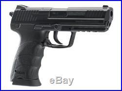 100% Authentic Heckler & Koch HK45 Full Metal BB Gun, Co2 Air Gun. 177 Caliber