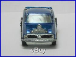 1970 Hot Wheels Redline King Kuda H. K. Blue withwht. Int. VNM-MINT