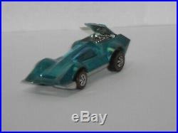 1971 Hot Wheels Redline Bugeye H. K. Aqua withbrn. Int. VERY MINTY