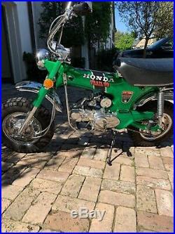 1972 Honda CT