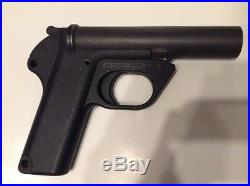 1975 Vintage German H&K HK PA21 26.5mm Flare Gun FREE 12ga Marine Flare Adapter