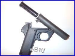 1976 Vintage German H&K HK PA21 26.5mm Flare Gun FREE 12ga Marine Flare Adapter
