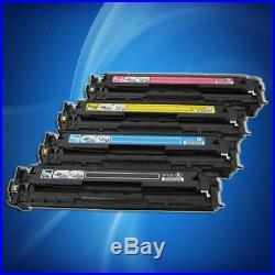 1SET Color Toner for Canon 045H (K, C, M, Y) imageCLASS MF632CDW MF634CDW LBP612CW