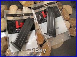 2-Pack Hekler & Koch HK USP. 45 FULL SIZE MK 23 MARK Magazine 10 rd H&K Mag 45