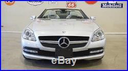 2012 Mercedes-Benz SLK-Class 12 SLK 350 CONV, PWR HARD TOP, NAV, HTD LTH, H/K SYS, 1