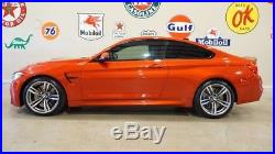 2016 Bmw M4 16 M4 Coupe, Auto, Navigation, Heated Leather, H/k Sys