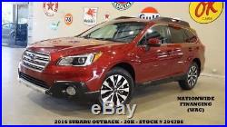 2016 Subaru Outback 16 OUTBACK LIMITED AWD, SUNROOF, NAV, BACK-UP CAM, HTD
