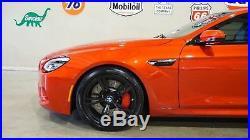 2017 BMW M6 Coupe NAV, BACK-UP CAM, HTD LTH, H/K SYS, BLK 20'S, 9K