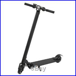 250W 23KM/H K12 Electric Foldable Scooter Skateboard Display For Adults