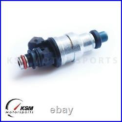 4 x 550cc Fuel Injectors for Civic Integra Acura all D B F H K ZC VTEC with clips
