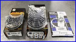 ACL Race Bearing Set Rods Main Thrust 1T1957 4B1972H 5M1959H K20A2 K24A1 K24A2