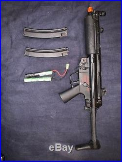 AIRSOFT RIFLE- MP5 H&k