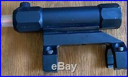 ARMSON OEG Occluded Eye Gunsight 1X Red Dot Fiberoptic/tritium On H&K Mount
