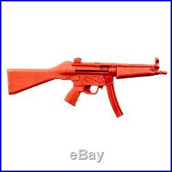 ASP H&K MP5 Red Gun Training Series No 7402