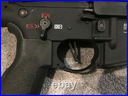 Airsoft AEG Elite Force VFC HK 416a5 (Black) VFC Avalon Gearbox