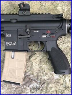 Airsoft Electric VFC HK 416 CQB Full Metal Aeg Heckler & Koch