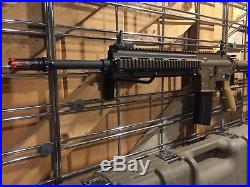 Airsoft Elite Force Very Rare VFC H&K Full Metal M27 IAR Limited Edition with Case