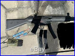 Airsoft G&G H&K discontented MP5SD5