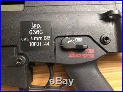 Airsoft H&K G36C AEG Bundle