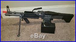 M60 For Sale >> Airsoft H K M60 Mk43 Full Metal Lmg Hmg Machine Gun Support
