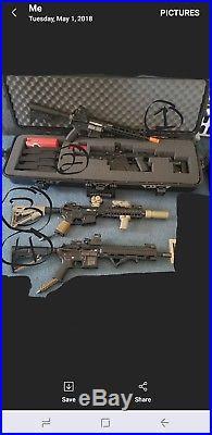 Airsoft guns, KWA, Krytac, Colt, H&K, HPA, Gas Blowback, AEG