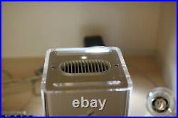 Apple Power Mac G4 Cube with Original Monitor, Keyboard, Mouse and H-K Speakers