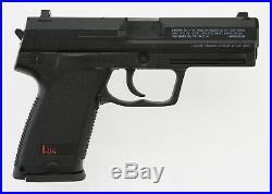 BB GUN AIR PISTOL CO2 Powered Semi-Auto 400 FPS. 177 Cal H&K USP NEW FREE 2-DAY