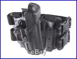 BLACKHAWK! Serpa 430614BK-R Holster Heckler & Koch USP Full Size Tactical Black