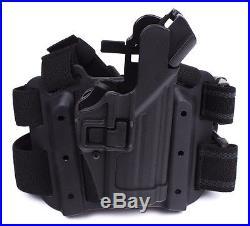 BLACKHAWK! Serpa 430616BK-R Holster Heckler & Koch P2000 Tactical Black