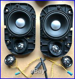 BMW 5-series G30 G31 H&K Harman Kardon sound system Speakers Amplifier Full set