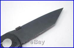 BOKER HK HECKLER & KOCH X-15-T. N Pocket Knife Tanto Black Best Offer