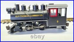Bachmann Spectrum 120.3 Narrow Gauge H. K. Porter 0-4-0 Saddle Tank Locomotive