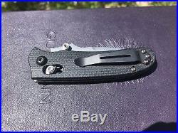 Benchmade 14210 Heckler & Koch Axis Knife HK 154CM Steel Snody H&K NO RESERVE
