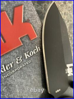 Benchmade HK 14716BK AXIS Folding Knife Rare Discontinued NEW IN BOX