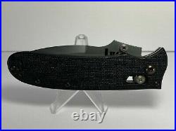 Benchmade Heckler & Koch Model 14210 HK FIRST PRODUCTION 52/250