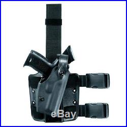 Black H&K MK23 (5.87 bbl) Right Double 6004 Sls Tactical Holster 6004-94-121