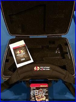 Black Hardigg Storm im2370 Heckler & Koch HK UMP Gun Case 472PWCHKUMPBLK