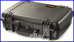 Black Hardigg Storm im2370 Heckler & Koch HK UMP Gun Case 472PWCHKUMPBLK BONUS