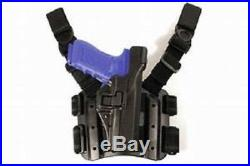 BlackHawk Serpa Tactical Holster Lvl 3 HK USP Compact P2000-C Euro 430609BK-R