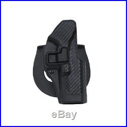 Blackhawk Serpa Concealment Holster RH Black Carbon H&K USP