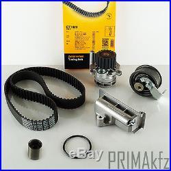 CONTI CT1028 Zahnriemen + Rollen + Spanndämpfer + Wasserpumpe Audi VW 1.9 TDI