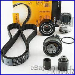 CONTI CT1134 Zahnriemen + Rollensatz + Wasserpumpe Audi A3 A4 B8 Seat VW 2.0 TDI