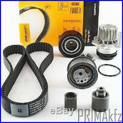 CONTI CT1134 Zahnriemen + Rollensatz + Wasserpumpe Audi VW Seat Skoda 2.0 TDI
