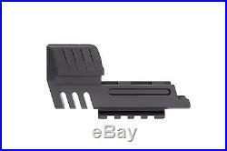 Compensator with Light Rail Fits Heckler & Koch VP40 Match Barrel Weight