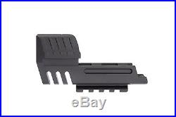 Compensator with Light Rail Fits Heckler & Koch VP9 Match Barrel Weight