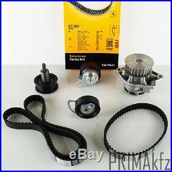 Contitech Zahnriemen Ct957 + Rollensatz + Wasserpumpe Seat Skoda Vw Golf 1.4 16v