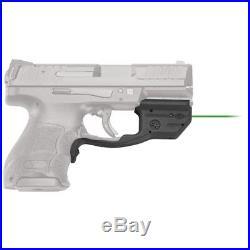 Crimson Trace Laser Laserguard Green H&k Vp9/vp40 Full/compact