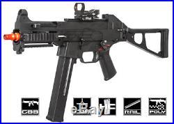 Elite Force H&K UMP GBB SMG Airsoft Gun by VFC (Black) 18059