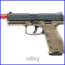 Elite Force UMAREX 2275025 HK Heckler Koch VP9 Green Gas Blowback Airsoft Pistol